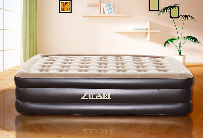 Raised Double Size Air Bed