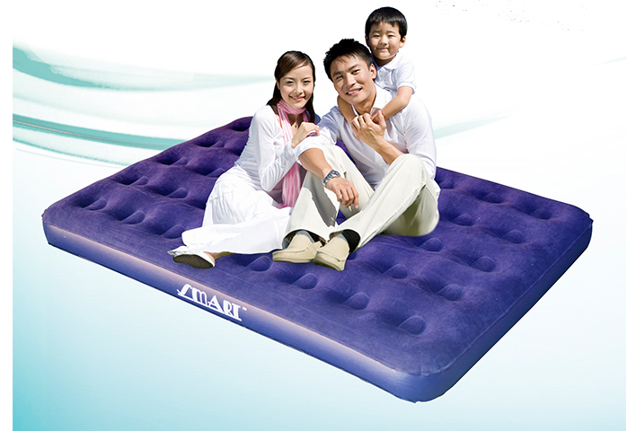 single air bed-full